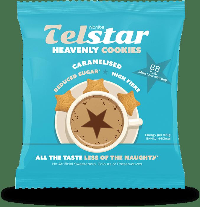 nibnibs Telstar Cookies
